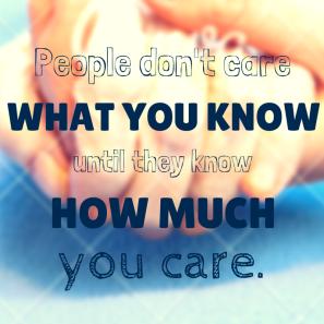 knowVScare