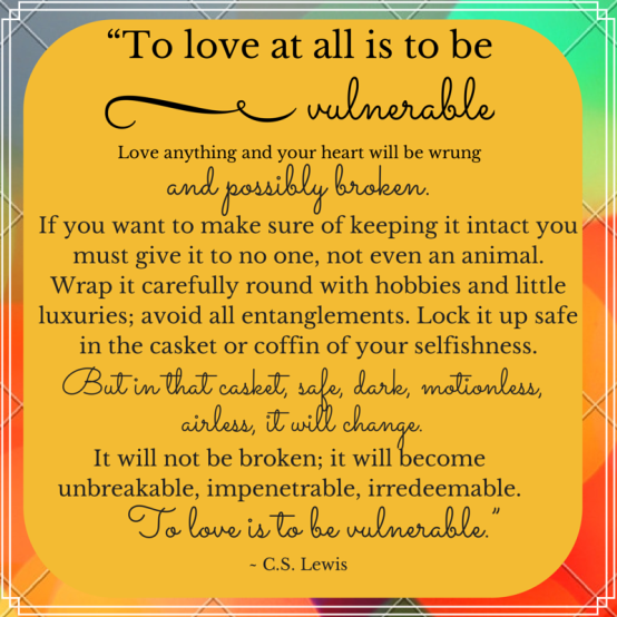 toloveistobevulnerable